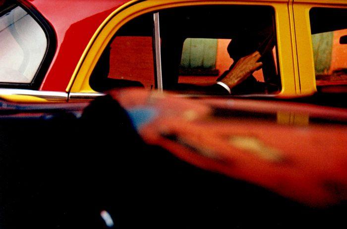 photographes célèbres Saul Leiter