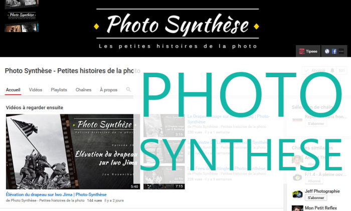 Presentation de la chaine Photo-synthese