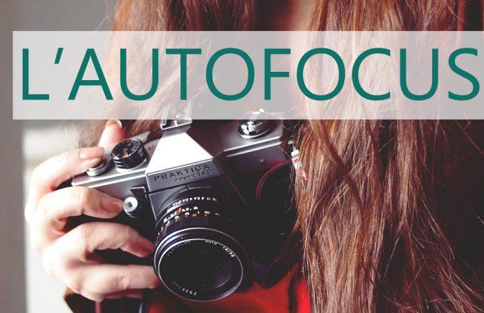 collimateurs et mise au point autofocus Apprenti photographe