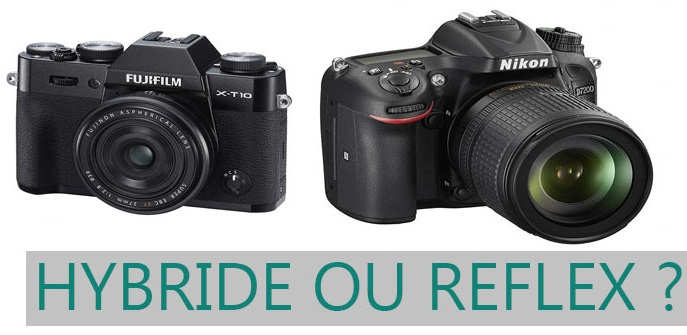 apprenti photographe hybride ou reflex ? appareil photo debutant