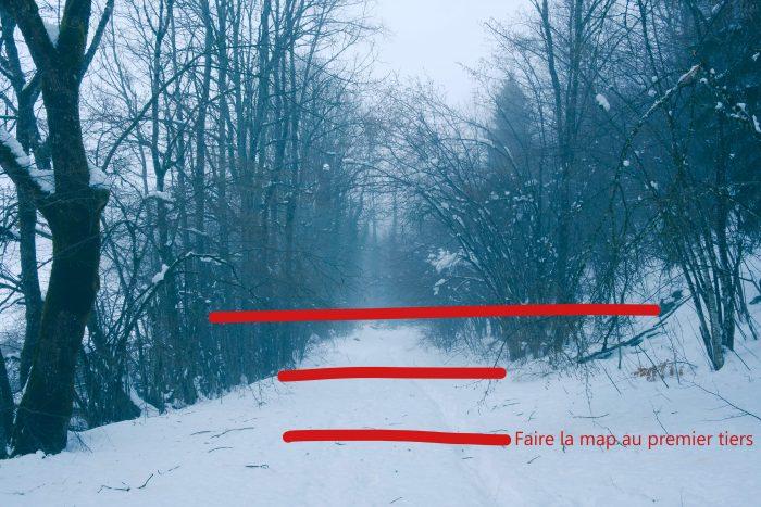 apprenti photographe apprendre la photo profondeur de champ