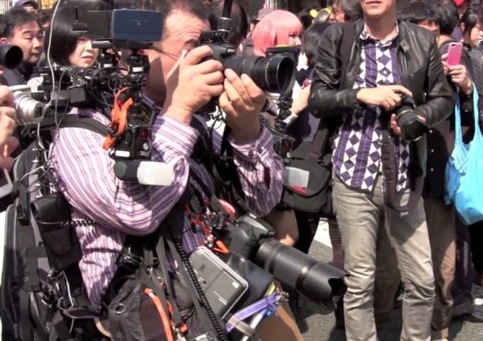 apprenti photographe apprendre la photo de rue