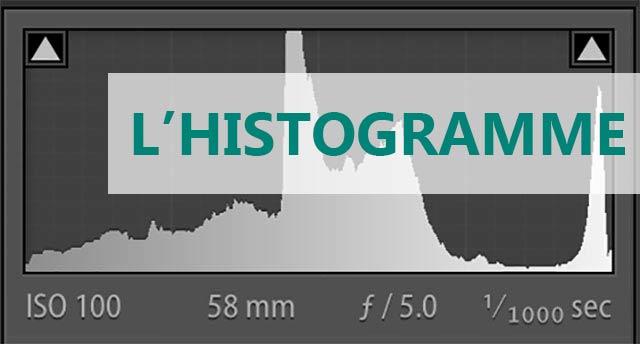 apprenti photographe apprendre la photo histogramme
