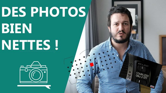 apprenti photographe photo nette net nettete