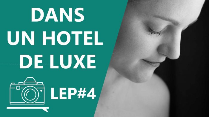 apprenti photographe exercice photo hotel de luxe