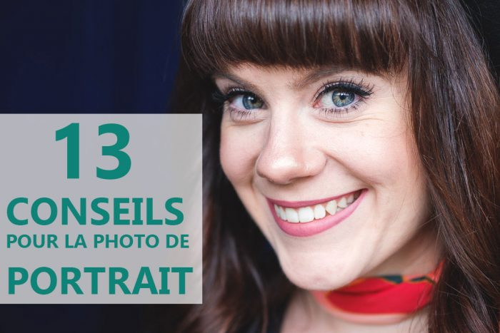 photo de portrait conseils debutant apprenti photographe