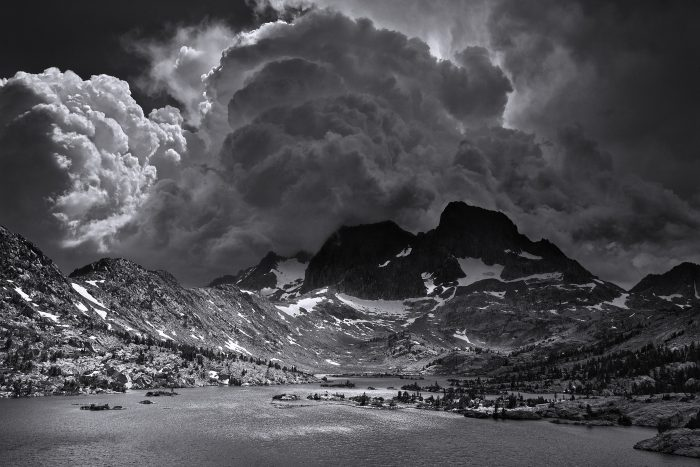 Garnet Lake par Ansel Adams