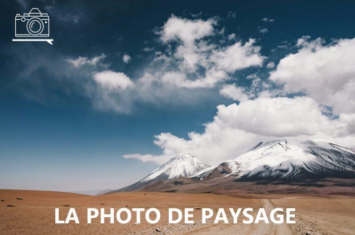 paysage de montagne en Amérique du sud