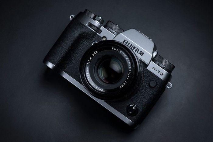 appareil photo débutant